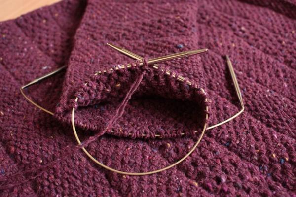 Металлические спицы для вязания