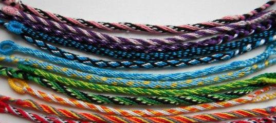 Кумихимо: японский шнурок