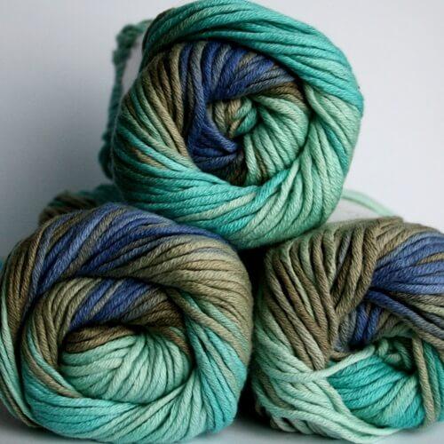 Секционные нитки для вязания